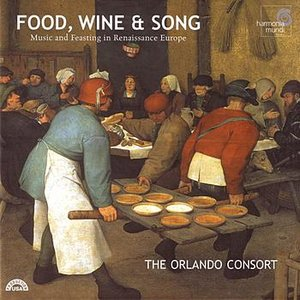 Image for 'Food, Wine & Song - Music and Feasting in Renaissance Europe'