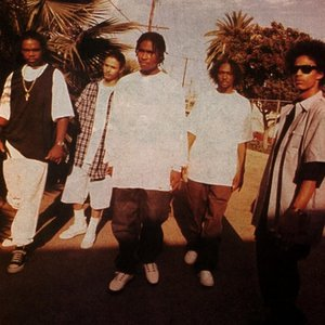 Immagine per 'Bone Thugs-N-Harmony'