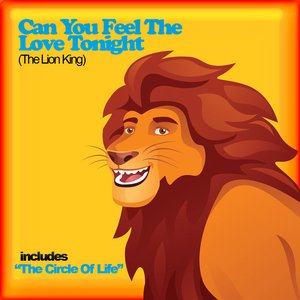 Image pour 'Can You Feel The Love Tonight (Lion King)'