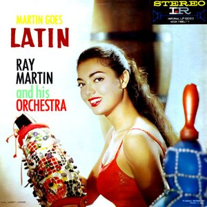 Image for 'Martin Goes Latin'
