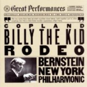 Image for 'Billy The Kid, Rodeo (New York Philharmonic feat. conductor: Leonard Bernstein)'