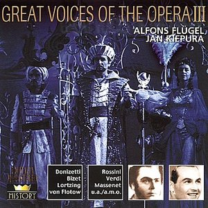 Image for 'Great Voices Of The Opera Vol. 4'