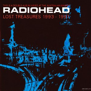 Image for 'Lost Treasures 1993-1997'