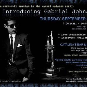 Image for 'Gabriel Johnson'