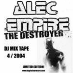 Bild för 'The Destroyer: DJ Mix Tape 4/2004'