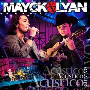 Imagem de 'Mayck & Lyan – Acústico & Ao Vivo'