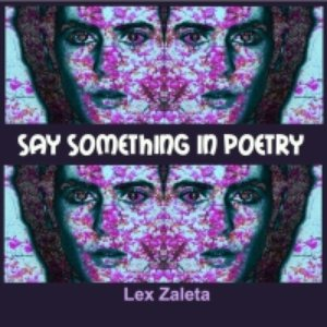 Image for 'SAY SOMETHING IN POETRY'