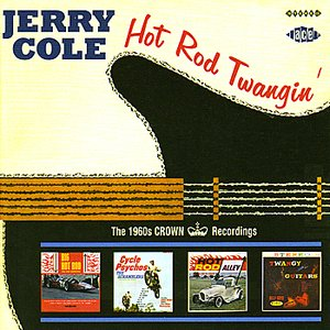 Image for 'Hot Rod Twangin': The 1960s Crown Recordings'