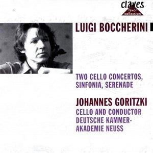 Image for 'Luigi Boccherini: Two Cello Concertos, Sinfonia, Serenade'