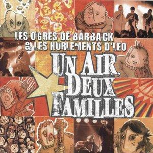 Image for 'Un air, deux familles'