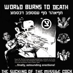 Image for 'The Sucking Of The Missile Cock + Human Meat... Tossed To The Dogs Of War'
