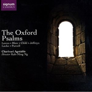 Image for 'The Oxford Psalms'
