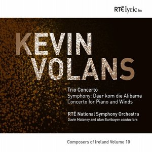 Image for 'Kevin Volans (Composers of Ireland Series Volume 10)'
