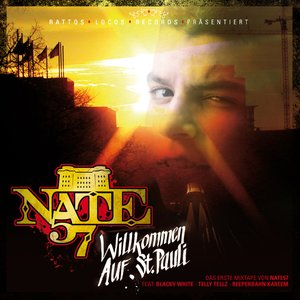 Image pour 'Nate57 - Willkommen auf St.Pauli Mixtape'