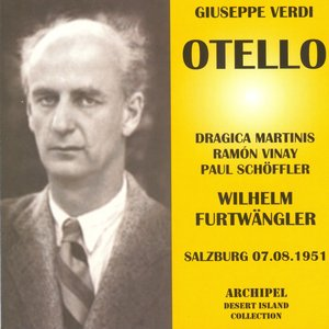 Bild für 'Giuseppe Verdi : Otello'