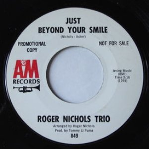 Image for 'Roger Nichols Trio'
