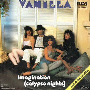 Image pour 'Imagination (Calypso Nights)'