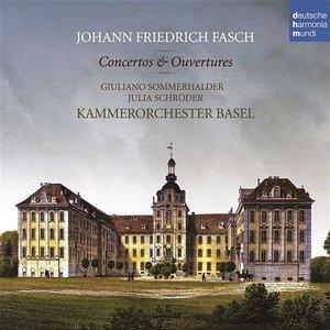 Image for 'Johann Friedrich Fasch: Concerti & Ouvertüren'