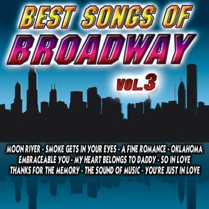 Image for 'Best Songs Of Broadway Vol.3'