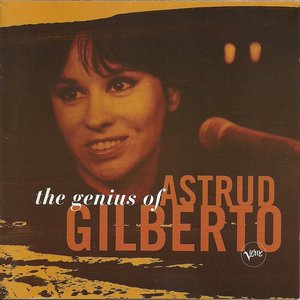 Image pour 'The Genius of Astrud Gilberto'