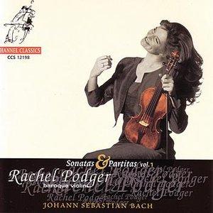 Image for 'Sonatas & Partitas for Violin Solo'