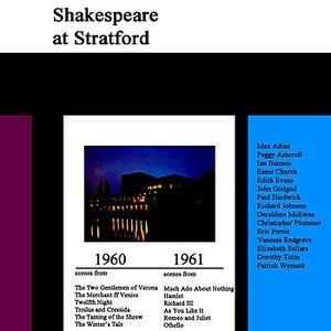 Immagine per 'Shakespeare At Stratford'