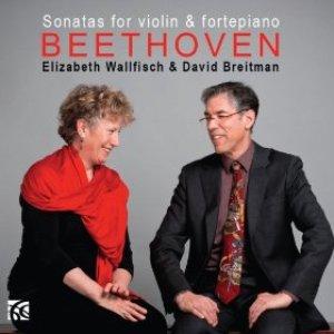 Image for 'Beethoven: Sonatas for Violin & Fortepiano'