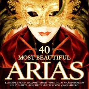 Bild für '40 Most Beautiful Arias'