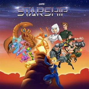 Image for 'Starship'