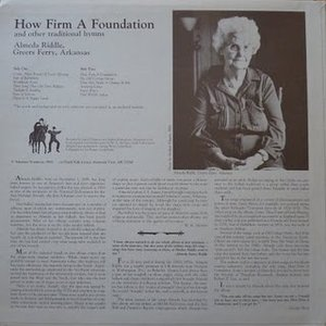 Immagine per 'How Firm A Foundation'