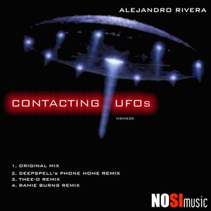 Image for 'Contacting UFOs'