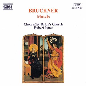 Image for 'BRUCKNER: Motets'