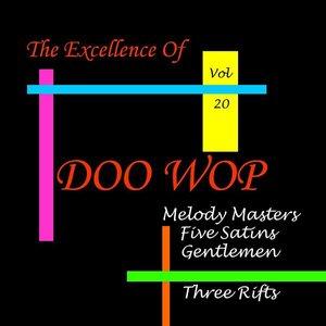 Image pour 'Doo Wop Excellence Vol 20'