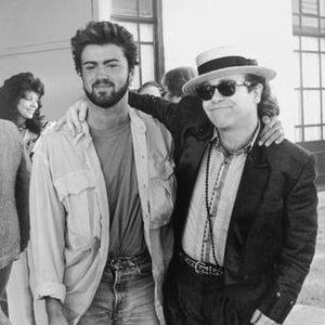 Image for 'Elton John & George Michael'