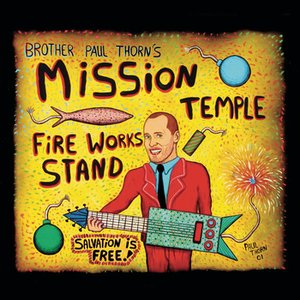 Image for 'Mission Temple Fireworks Stand'