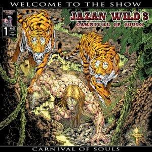 Image for 'JAZAN WILD'S CARNIVAL OF SOULS'