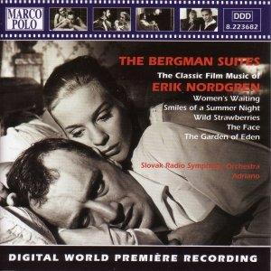 Image for 'NORDGREN: The Bergman Suites'
