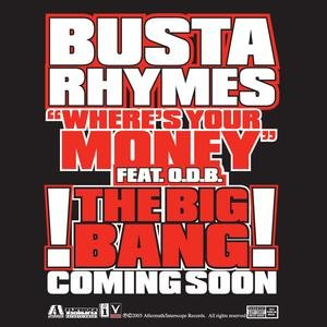 Image for 'Where's Your Money (Radio Edit)'