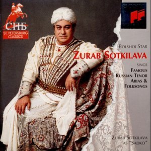 Image for 'Zurab Sotkilava Sings Famous Russian Tenor Arias & Folksongs'