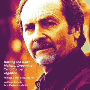 Image for 'Casken: Darting the Skiff - Maharal Dreaming - Cello Concerto - Vaganza'