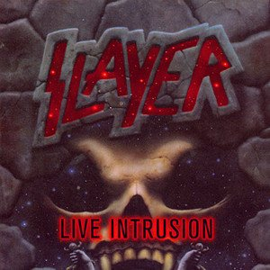 Image for 'Live Intrusion'