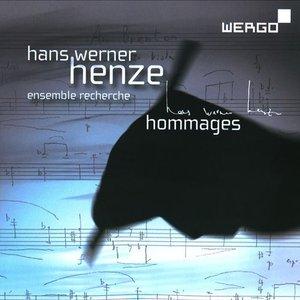 Image pour 'Hans Werner Henze: Hommages'