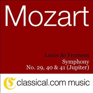 Image for 'Wolfgang Amadeus Mozart, Symphony No. 40 In G Minor, K. 550'