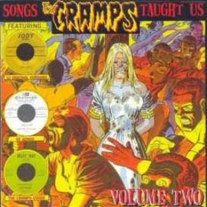 Image pour 'Songs The Cramps Taught Us, Volume 2'
