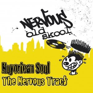Image for 'The Nervous Track'
