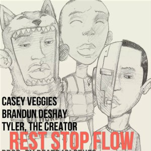 Image for 'brandUn DeShay, Casey Veggies, Tyler, The Creator!'