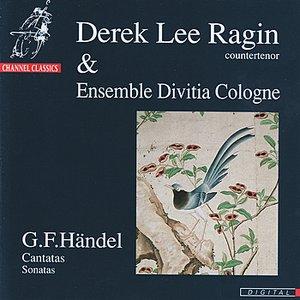 Image pour 'Handel: Cantatas Sonatas'