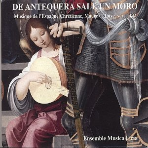 Image for 'De Antequera sale un moro'