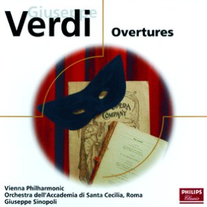 Image for 'Verdi: Overtures'