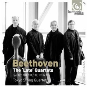 Image for 'Beethoven: The Late String Quartets'